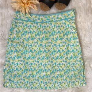 Lilly Pulitzer Tip Toe Tulip Skirt